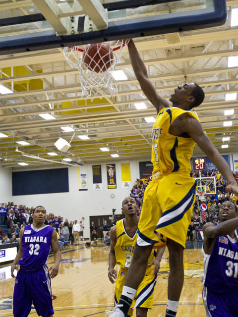 Canisius savors victory over Niagara
