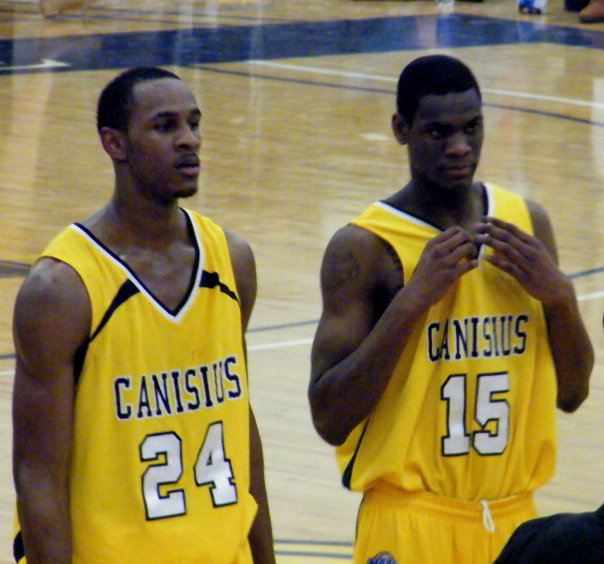 Canisius rallies to defeat Rider