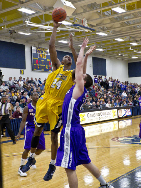 Canisius takes down St. Peter's