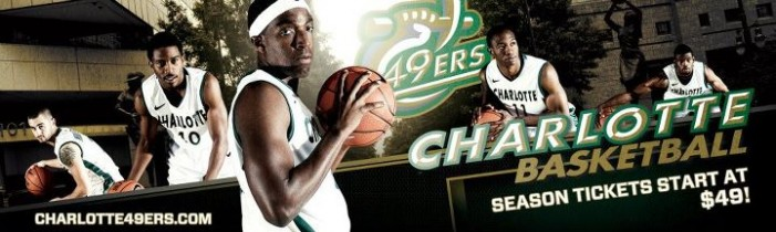 Signed, sealed, delivered: Charlotte 49ers 2011-12