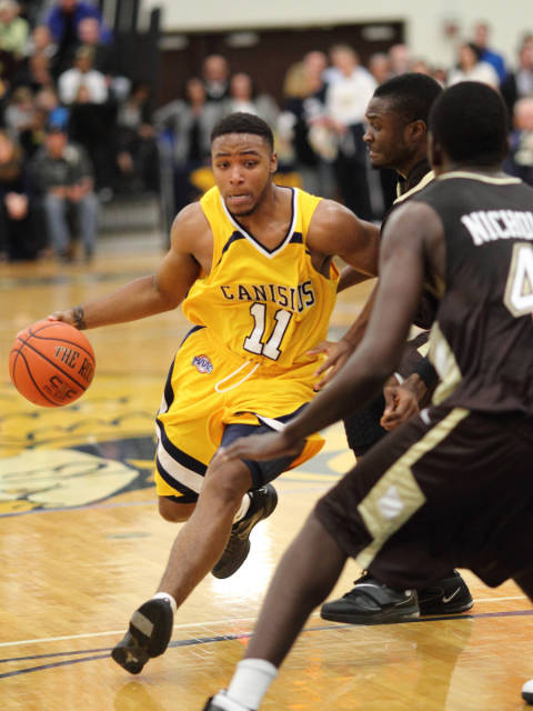 Canisius fights off Longwood