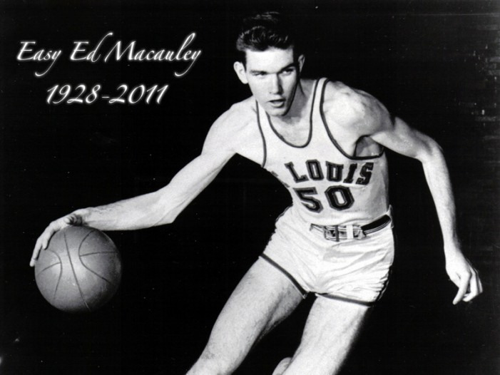 Basketball Legend Ed Macauley Passes Away