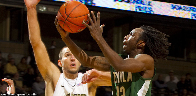 Demon Deacons Hold Off Loyola In Opener