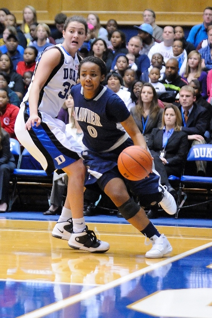 Xavier Ready for Start of 2011 Season