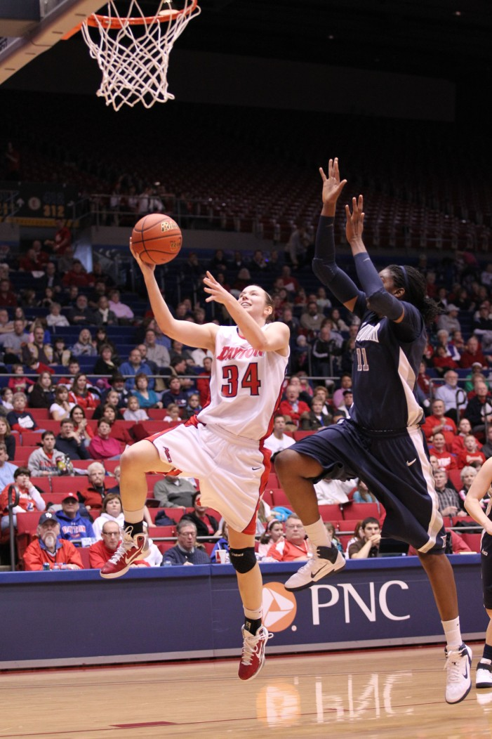 Dayton's Raterman named to Lowe's Senior Class Top 30