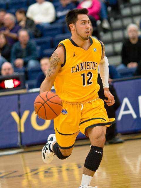 Loyola (Chicago) dissects Canisius, 59-45
