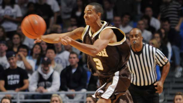 Lehigh heads to Bryant for New Year's Eve tip