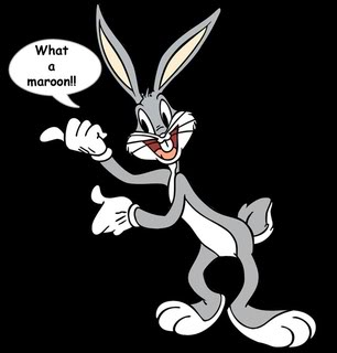 bugs bunny handle with care
