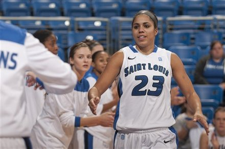 St. Louis Earns First A-10 Victory