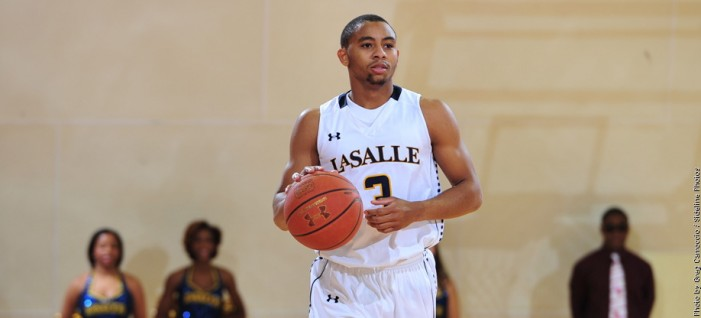 B.J. Monteiro, Mike Powell, Anthony Lee and the A10 Bounce