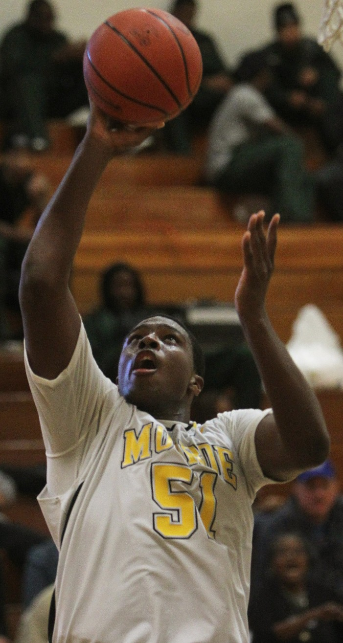 Tribunes rally for 76-68 victory over Mercyhurst North East