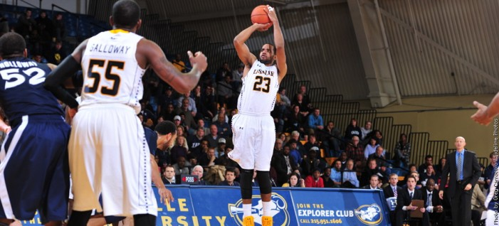 Explorers hang on to defeat UMass, 82-75; start 2-0 in A-10 play