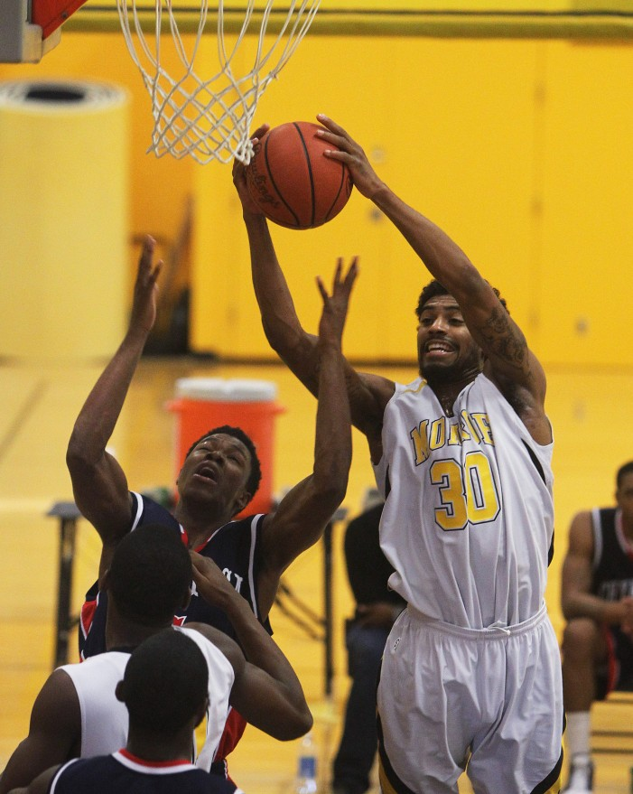 Callender leads as MCC tames the Cougars, 93-70
