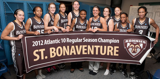 Bonnies finish off perfection