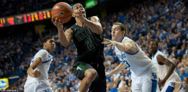 Loyola holds Peacocks, 6th-straight opponent, under 60 in win