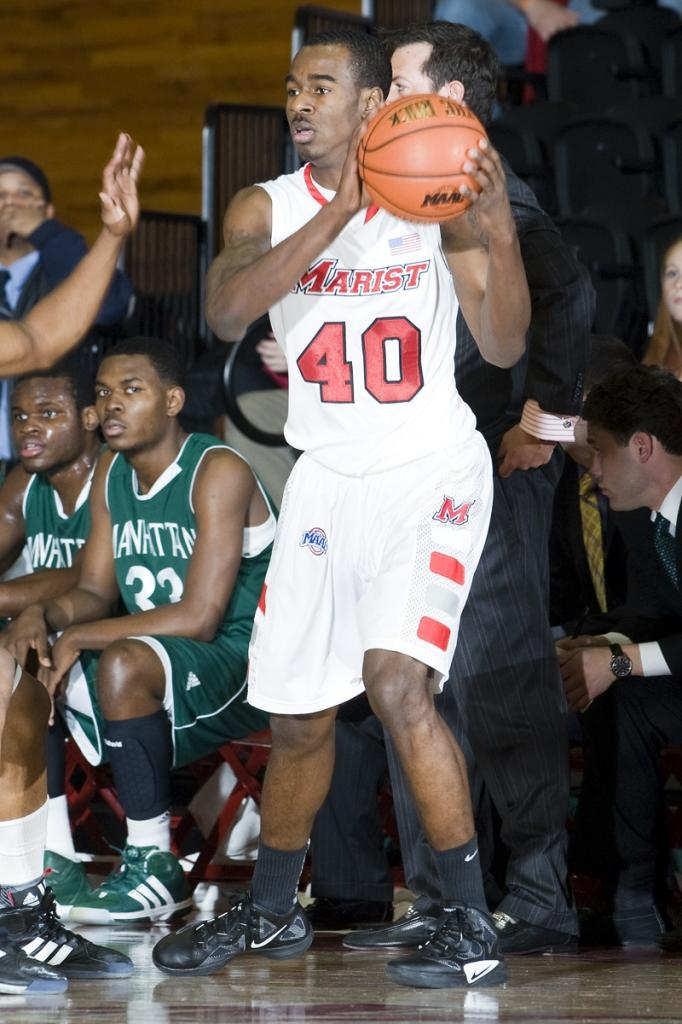 Marist falls to Fairfield at home, 60-49