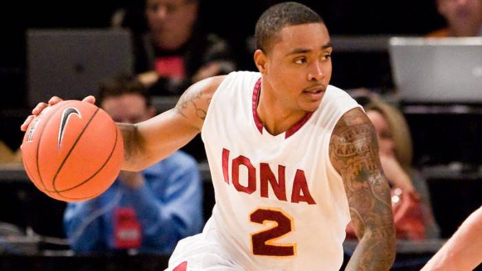 Momo's Hynes record 43 leads Iona over Canisius