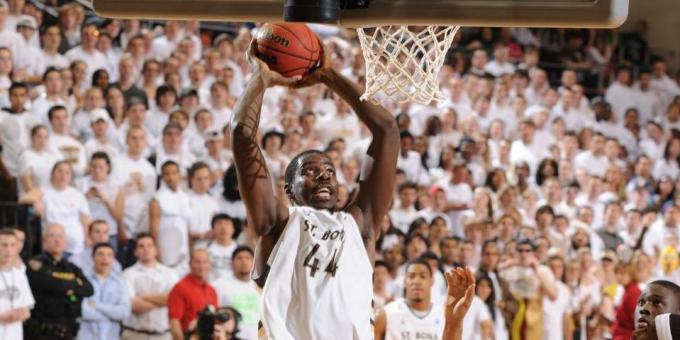 Bonnies defeat St. Joseph's in double overtime, 98-93; clinch first-round bye