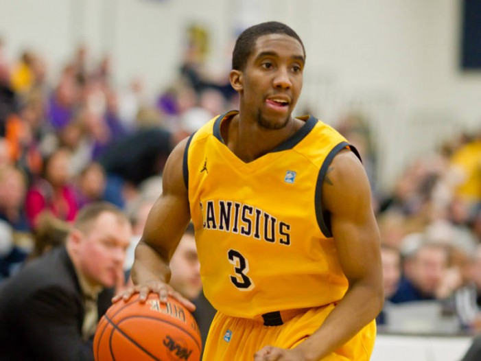 Late rally pushes Rider past Canisius, 71-66