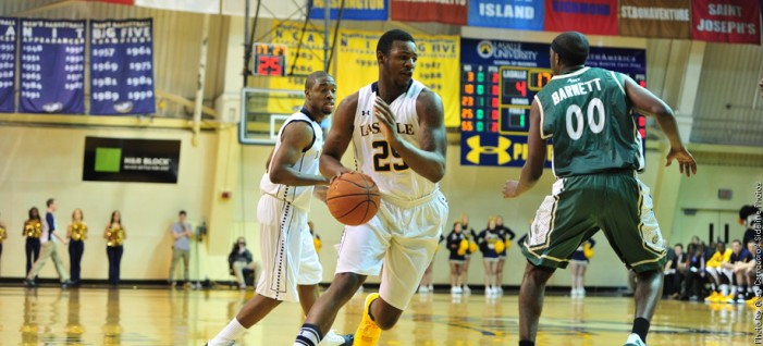 La Salle alone in first place after defeating Charlotte