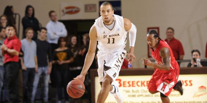 Bona weathers storm and advances to A-10 championship game