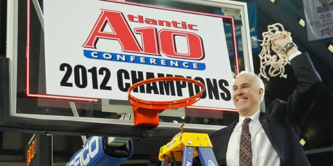 Bona's ability to adapt leads to Atlantic 10 title