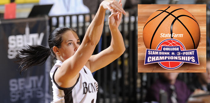 Jenkins to participate in State Farm 3-Point Championship Thursday