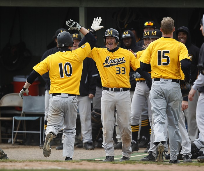 Tribunes walk off with victory over Alfred State