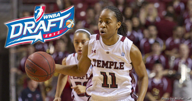 Peddy selected 23rd in the WNBA Draft