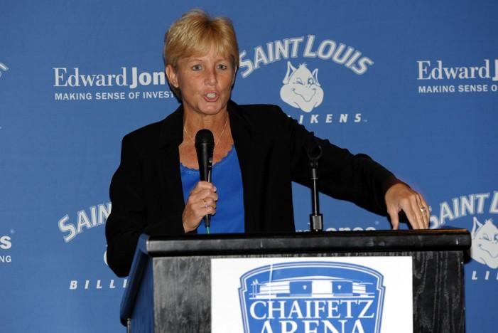 Saint Louis names Lisa Stone head women's basketball coach