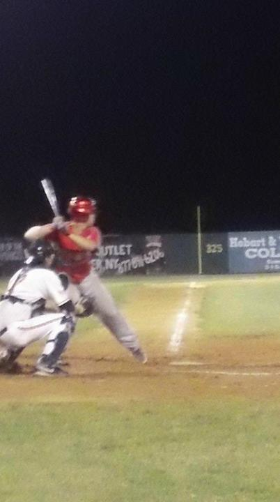 Four-error fifth costs Salt Cats in 10-5 loss to Geneva Red Wings