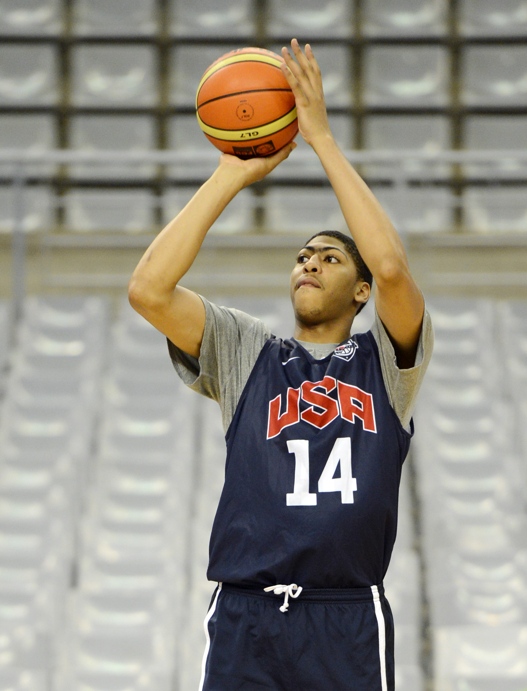 2012 Olympics  Why shouldn t Anthony Davis play more  - Pickin ... 408b46c85