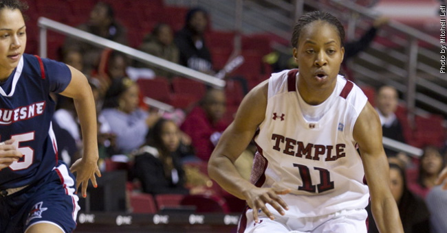 Temple's Shey Peddy signs with Hapoel Rishon in Israeli