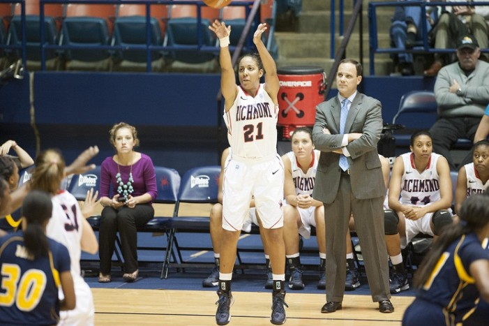 Spiders use fast start to cruise past North Carolina A&T, 76-63