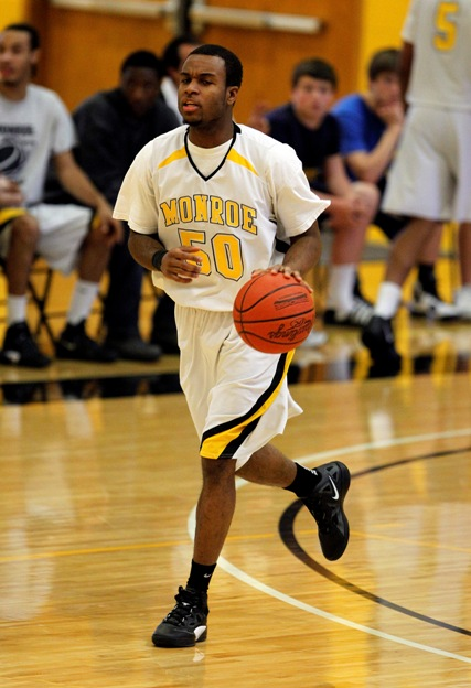 Monroe buries CCAC-Allegheny in home opener