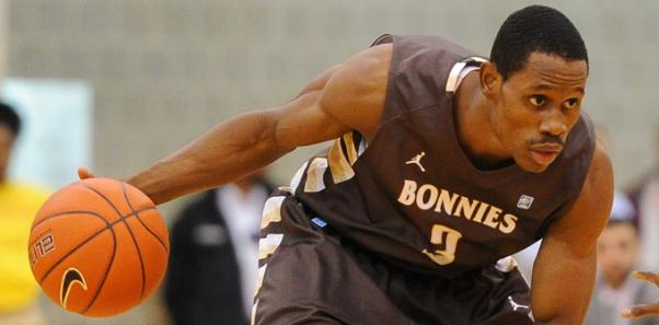 Bonnies return to Rochester Saturday for Thanksgiving Throwdown with Niagara