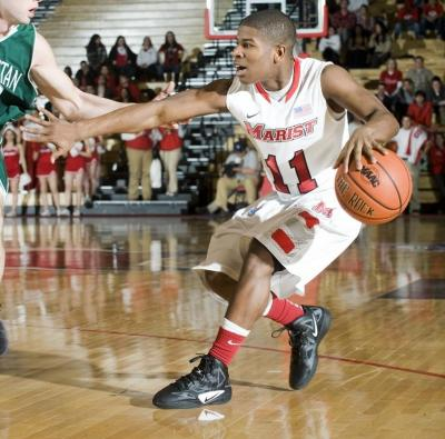 Marist falls to West Virginia In Old Spice Classic