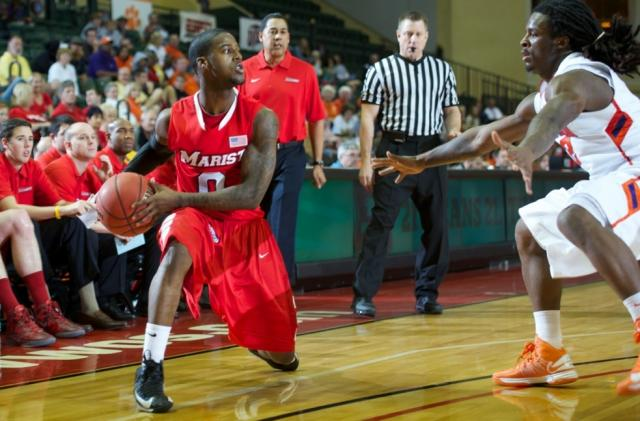 Marist falls to Clemson in Old Spice Classic