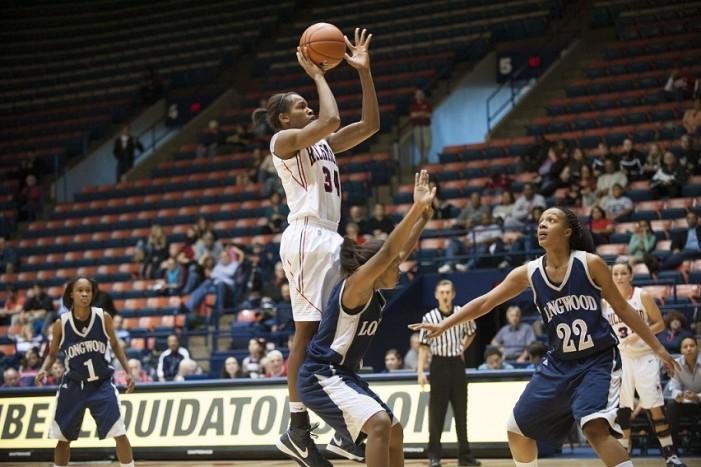 Injury sidelines Spider's Genevieve Okoro for 2012-13 season
