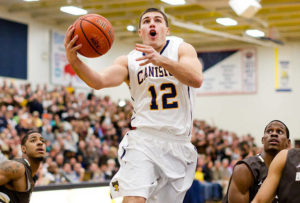 Billy Baron scored a game-high 19 points. (Photo courtesy of Canisius Athletics)
