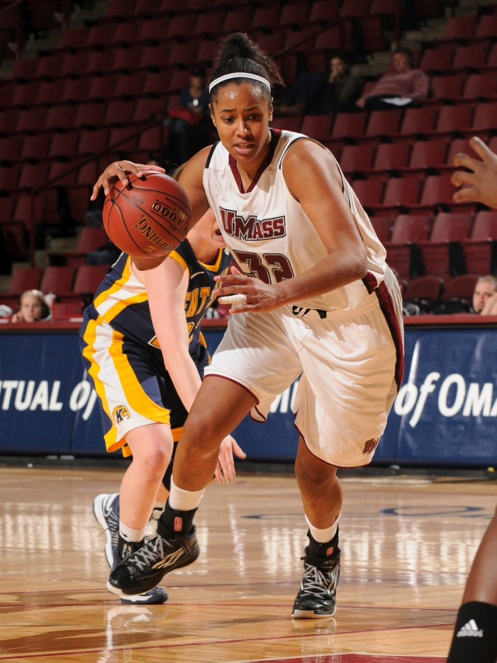 UMass women fall to Bowling Green in final minute, 64-61