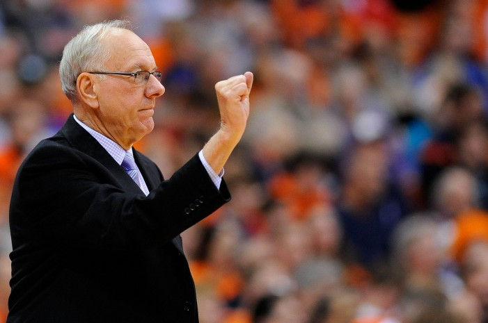 Boeheim made sure another Baron did not beat the Orange