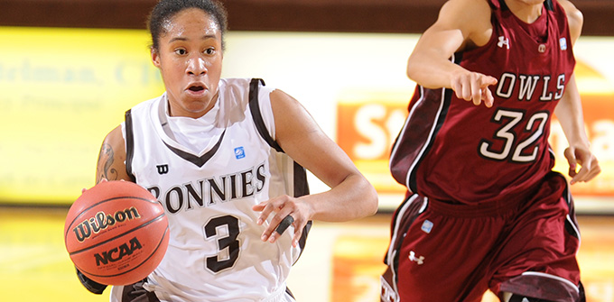 Bonnies upperclassmen provide answers late in game