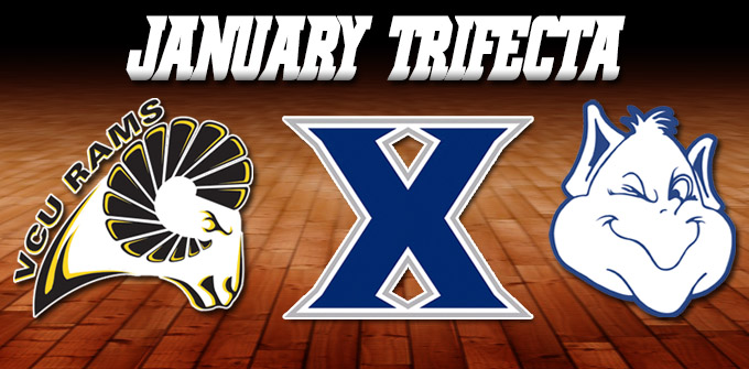 """Top A-10 teams to visit Reilly Center during """"January Trifecta"""""""