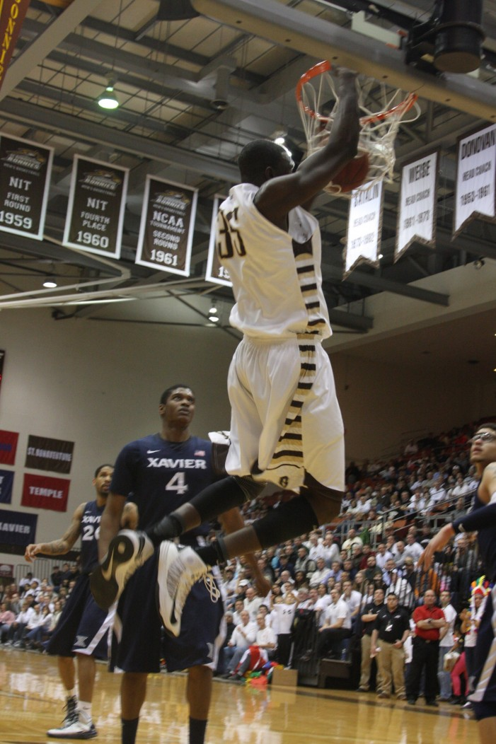 Bonnies Face Daunting Task After Loss To Xavier