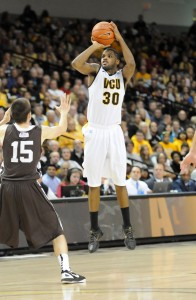 Troy Daniels (Courtesy of VCU Athletics)