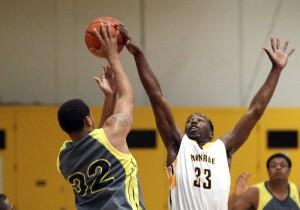 Greg Williams (33) (Courtesy of Monroe Community College Athletics/Jamie Germano)