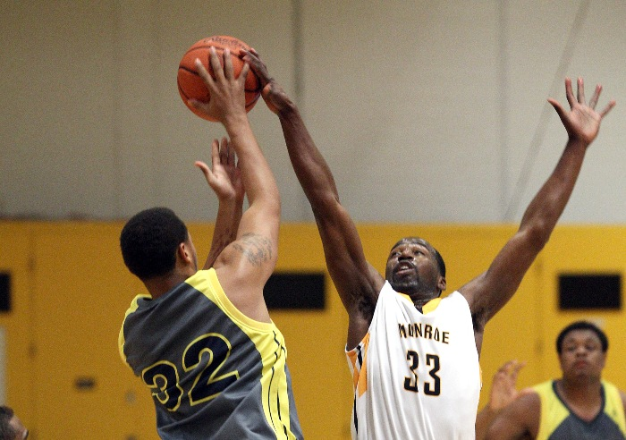 Monroe races past Alfred State, 128-48