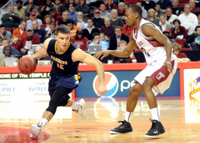Canisius completes sweep of Marist, 73-64