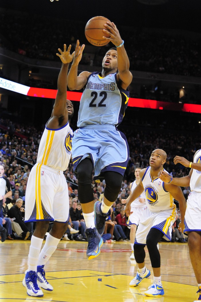 Rudy Gay and the Plight of the Griz